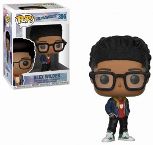 Figurka Marvel Runaways POP! Alex Wilder