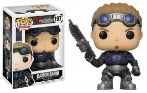 Figurka Gears Of War POP! Damon Baird