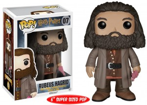 Figurka Harry Potter POP! Hagrid