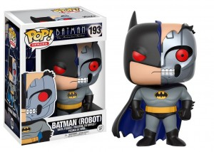 Figurka DC Comics POP! Batman Robot Batman Animated Series