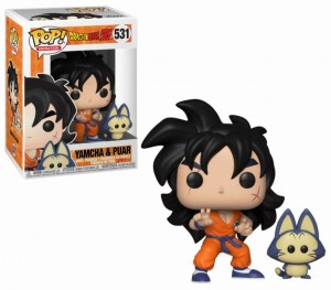 Figurka Dragon Ball Z POP! Yamcha & Puar