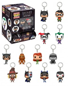 Brelok Funko Mystery Pocket POP! Batman The Animated Series