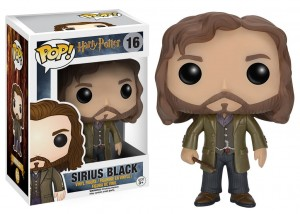 Figurka Harry Potter POP! Syriusz Black