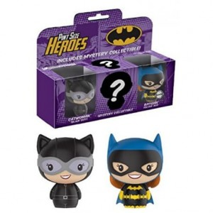 Figurka Funko Pint Size Heroes 3-pack DC Comics Batman Exclusive