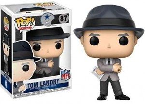 Figurka POP! NFL Dallas Cowboys Tom Landry