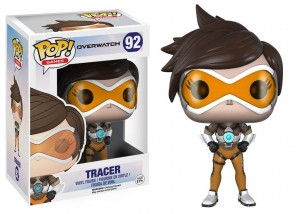 Figurka Overwatch POP! Tracer