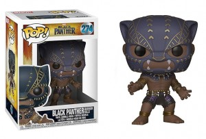 Figurka Black Panther Marvel POP! Black Panther Waterfall