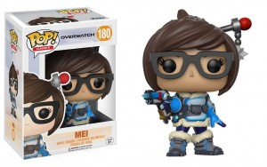 Figurka Overwatch POP! Mei