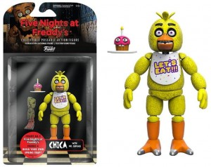 Figurka Five Nights at Freddys Funko Chica 13 cm