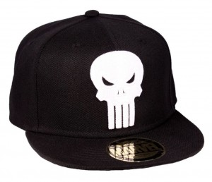 Czapka Punisher snapback