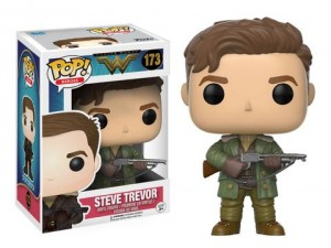 Figurka Wonder Woman POP! Steve Trevor