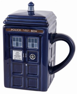 Kubek Tardis Doctor Who