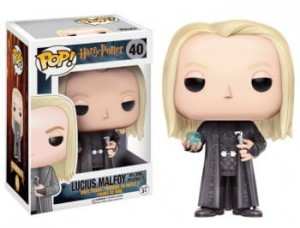 Figurka Harry Potter POP! Lucius Malfoy Prophecy - Exclusive