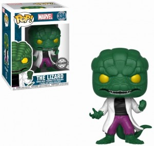 Figurka Marvel POP! The Lizard Exclusive