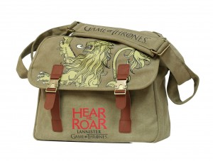 Torba Gra o Tron Game of Thrones Lannister