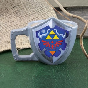 Kubek Legend Of Zelda Hylian Shield 400 ml