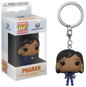 Brelok Overwatch POP! Pharah