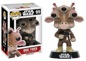 Figurka Star Wars POP! Ree Yees Exclusive