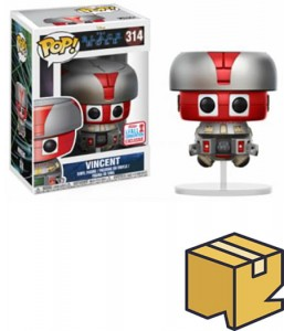 Figurka Disney Black Hole POP! Vincent Exclusive *