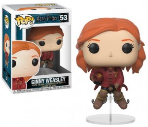 Figurka Harry Potter POP! Ginny on Broom