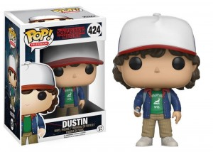 Figurka Stranger Things POP! Dustin