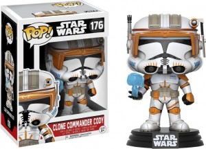 Figurka Star Wars POP! Clone Commander Cody  Exclusive