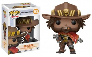 Figurka Overwatch POP! McCree