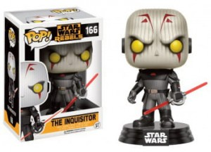 Figurka Star Wars Rebels POP! Inquisitor Exclusive