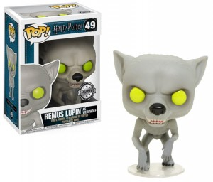 Figurka Harry Potter POP! Remus Werewolf Exclusive