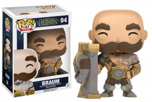 Figurka League Of Legends POP! Braum