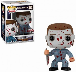 Figurka Halloween POP! Blood Splattered Michael Myers Exclusive