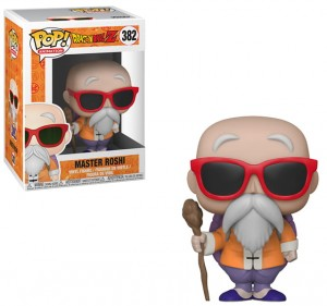 Figurka Dragon Ball Z POP! Master Roshi