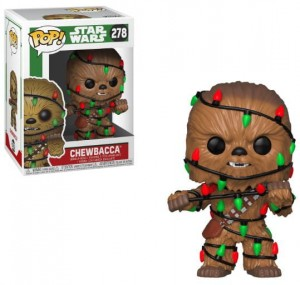 Figurka Star Wars POP! Holiday Chewbacca