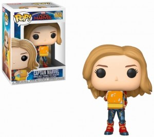 Figurka Captain Marvel POP! Kapitan Marvel Lunch Box