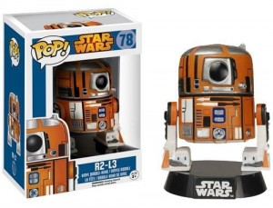 Figurka Star Wars POP! R2-L3 Exclusive