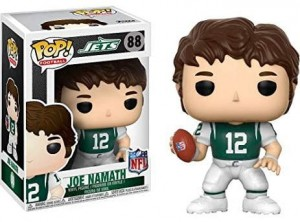 Figurka POP! NFL NY Jets Joe Namath