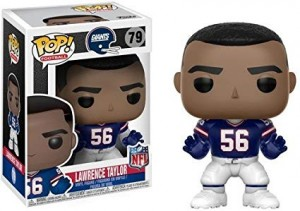 Figurka POP! NFL NY Giants Lawrence Taylor