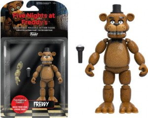 Figurka Five Nights at Freddys Funko Freddy 13 cm