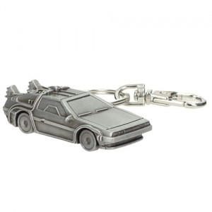 Brelok Back To The Future DeLorean
