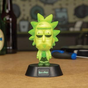Lampka Figurka Rick and Morty Rick Limited Edition 10 cm