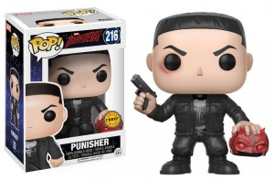 Figurka Daredevil POP! Punisher Limited Edition Chase