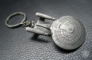 Brelok Star Trek USS Enterprise