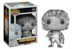 Figurka Lord Of The Rings POP! Frodo Baggins Invisible Exclusive