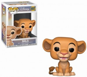Figurka Disney Lion King POP! Nala