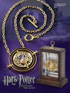 Replika Time Turner Zmieniacz Czasu Harry Potter