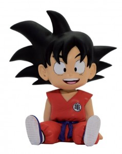 Skarbonka Mini Figurka Dragon Ball Z Son Goku