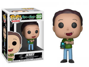 Figurka Rick and Morty POP! Jerry