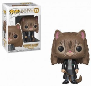 Figurka Harry Potter POP! Hermiona Granger Kot