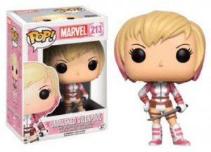 Figurka Marvel POP! Unmasked Gwenpool Exclusive