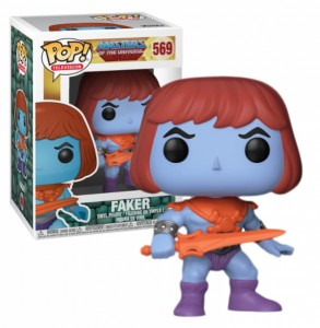 Figurka Masters Of The Universe POP! Faker Exclusive